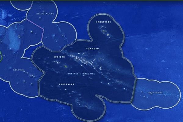 la zone marine gerée serait la plus grande du monde