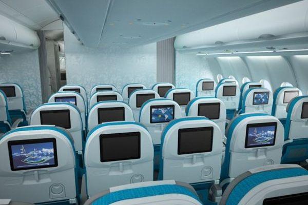 Air Tahiti Nui s'offre de nouvelles cabines pour ses 15 ans