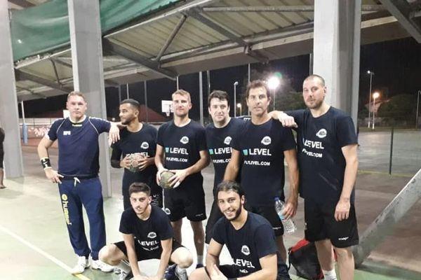 Le club de handball de Chennevieres
