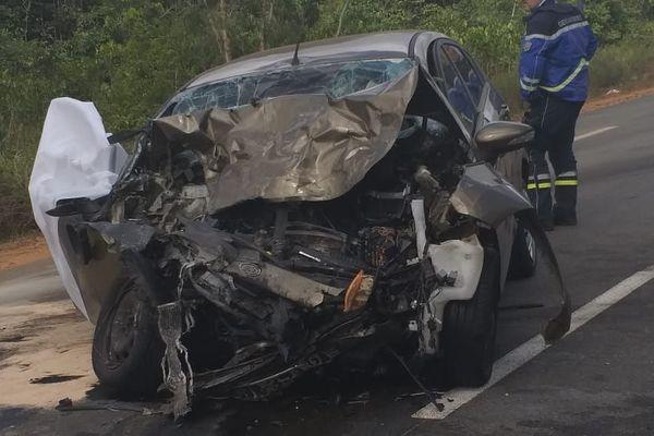 Accident mortel Matoury