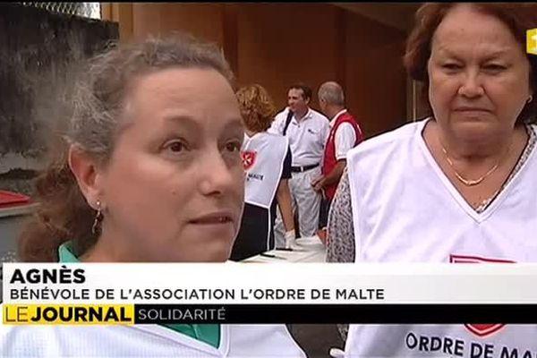 L'ordre de Malte au secours des SDF
