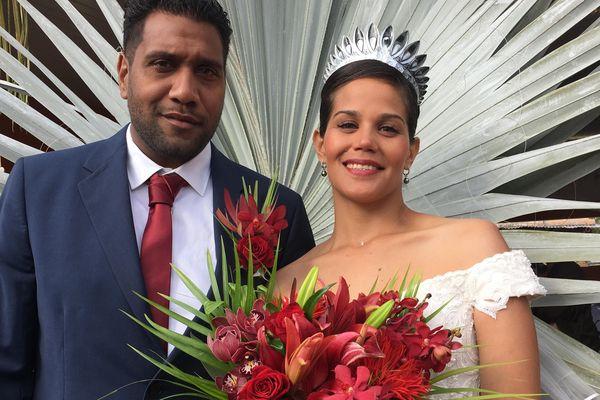 Mariage du petit chef de Traput, 22 août 2019
