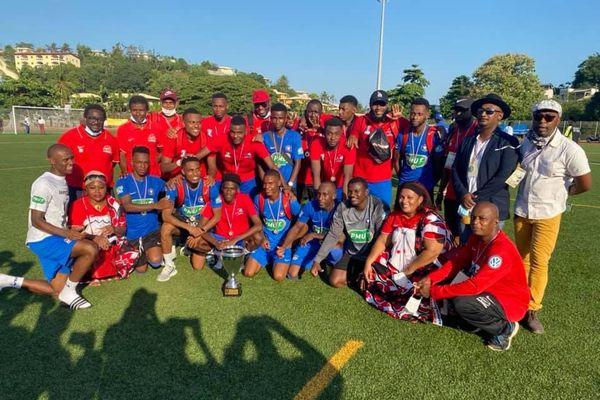 FCM, vainqueur de la coupe régionale de France 2020