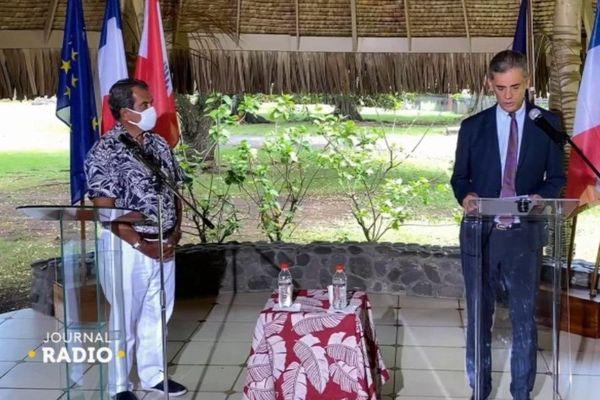 conf HC et président du pays