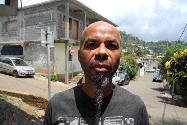 Moncef Mouhoudhoire, directeur de l'association Narike Msada