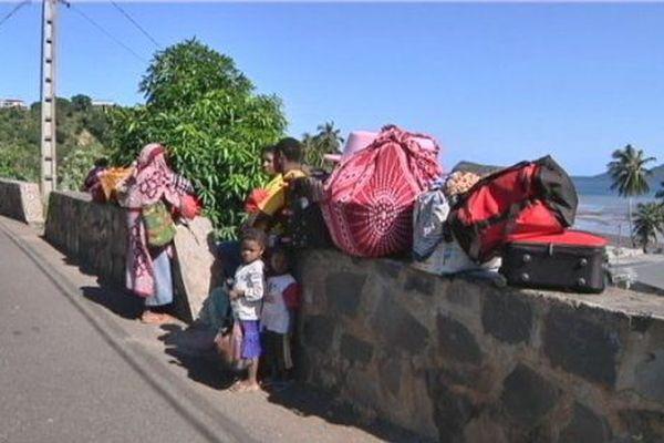 Immigration clandestine Mayotte