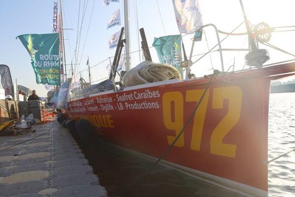 Défi Martinique, le bateau