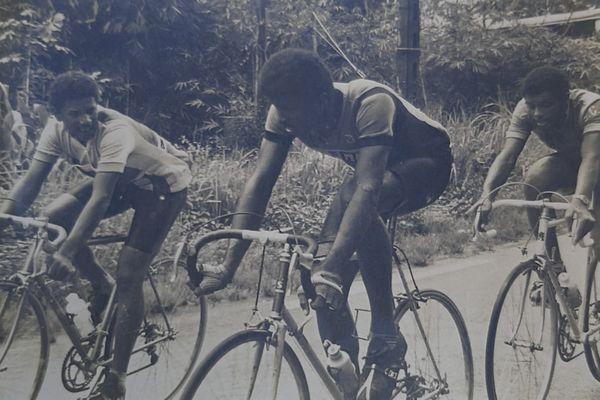 Sylvain Renold champion cycliste