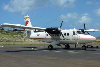Twin Otter Air Archipels