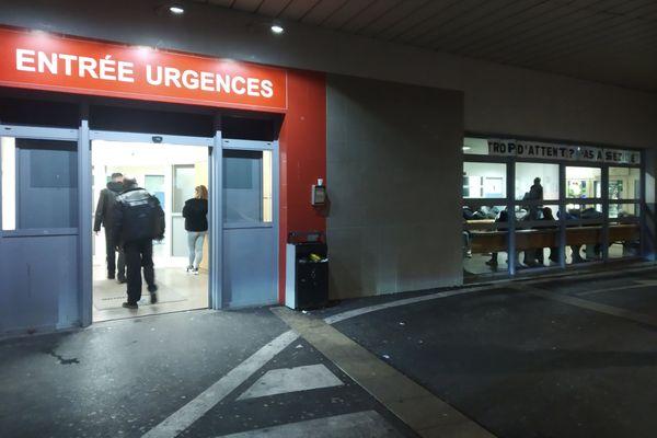 Entrée des Urgences et urgences pédiatriques