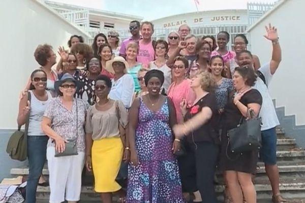 Manifestations contre les violences faîtes aux femmes