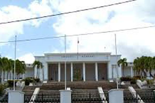 Bâtiment conseil départemental