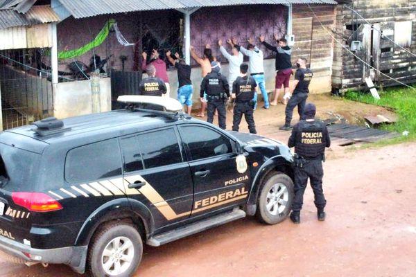 Arrestations à Oiapoque