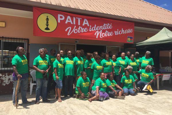Indépendantistes Païta