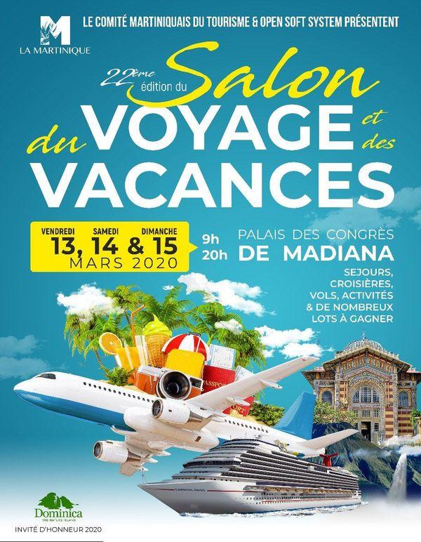 Salon voyage et vacances 2020