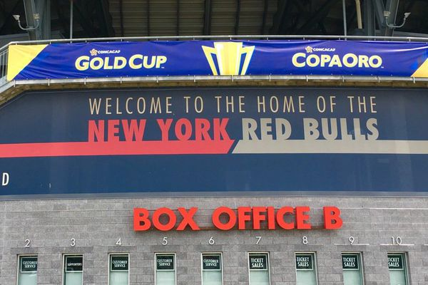 Le Red Bulls Arena