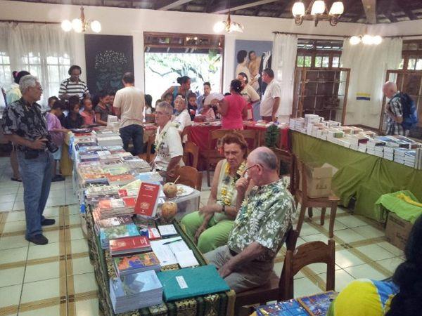 Salon du livre papara 2