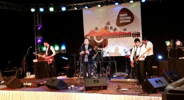 Tahiti Festival Guitare 2015