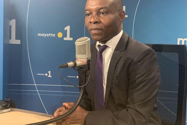 Sénateur Thani studio Mayotte La 1ère