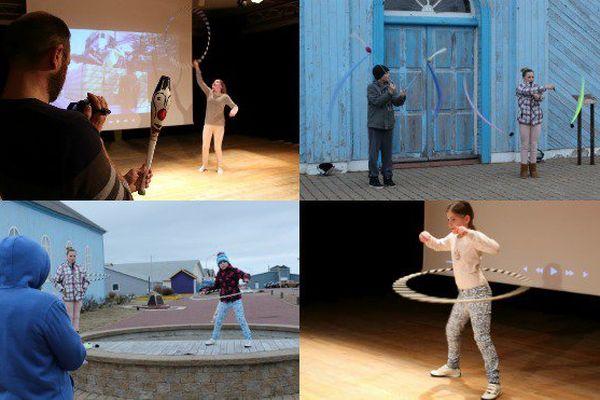 Stage de jonglerie à Miquelon
