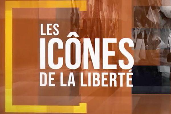 Vignette logo Les icônes de la liberté