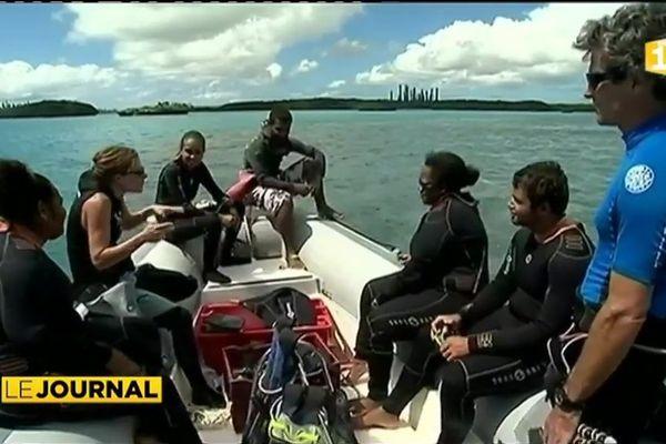 Protection des fonds marins : la Nouvelle Calédonie en exemple