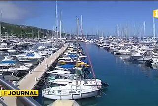 Deuxième pavillon bleu pour la marina Taïna