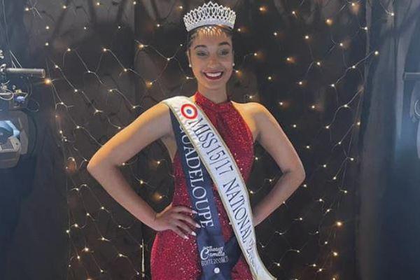 Annaëlle Salondy Miss 15/17 National 2021