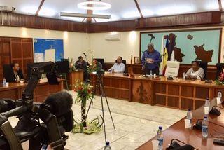 discours politique générale Lalié. Province Iles