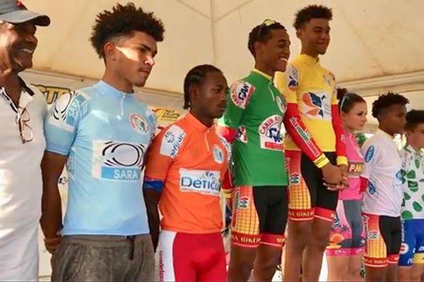 3e tour cycliste international des cadets