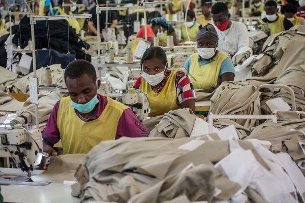 haiti production masques