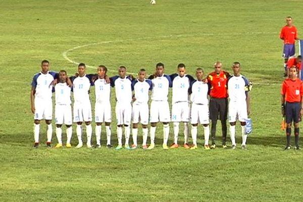La sélection de football de Martinique