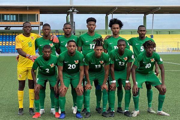 Foot sélection Guadeloupe U20