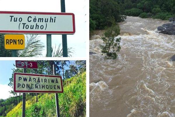 Touho et Ponérihouen problèmes eau suite intempéries