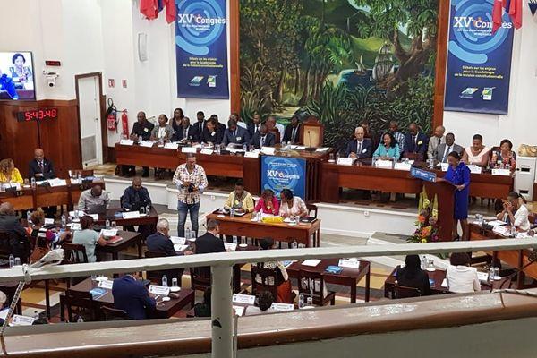 Congrès des élus de la Guadeloupe