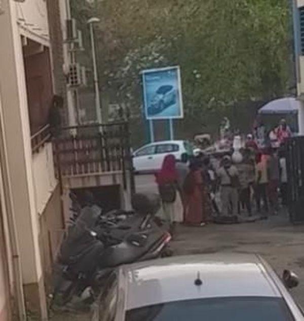 affrontements Doujani