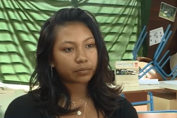 Mélissa Cachine de Camopi
