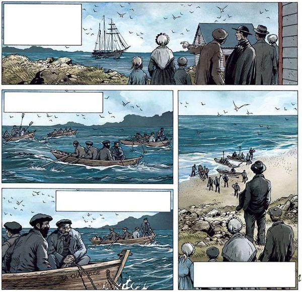 """Extrait """"entre terre et mer"""""""