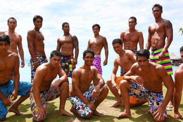 Mister Tahiti 2012