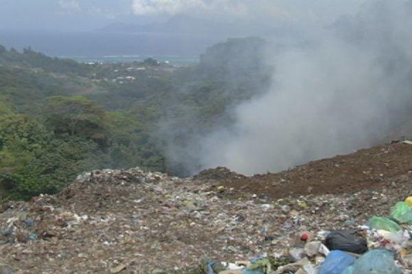 Traitement des déchets : un casse-tête pour la commune de Faa'a
