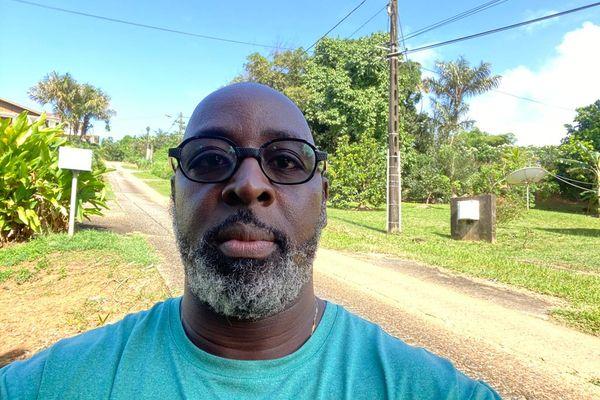 Le Guyanais Gaëtan Tariaffe.