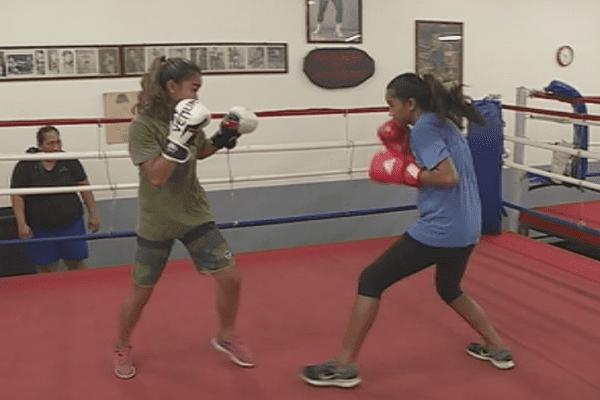 Boxe : deux cadettes partent en France
