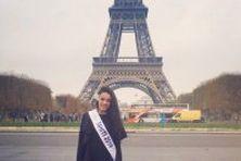 Miss Tahiti à Paris pour l'élection de Miss France