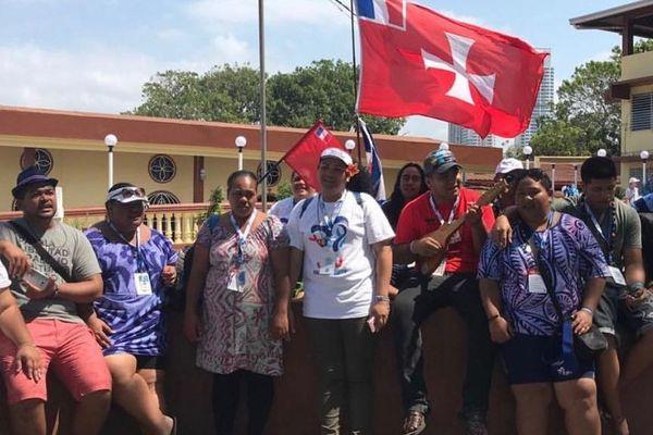 Pèlerins de Wallis et Futuna aux JMJ 2019