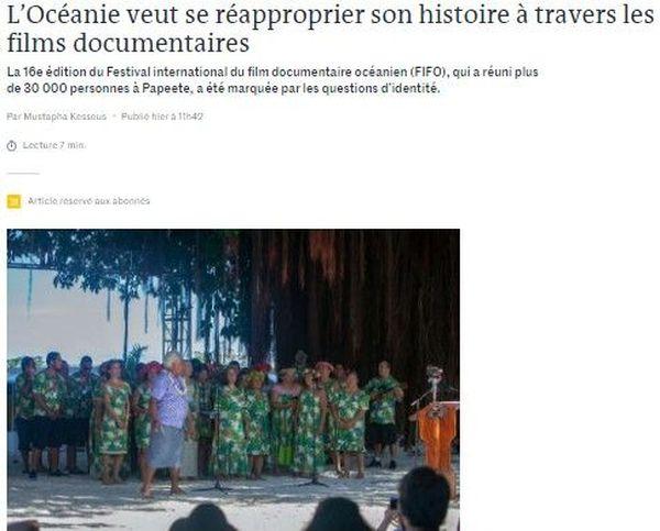 A lire sur Le Monde.fr
