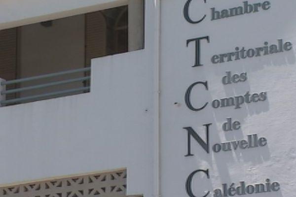 Chambre territoriale des comptes de Nouvelle Calédonie