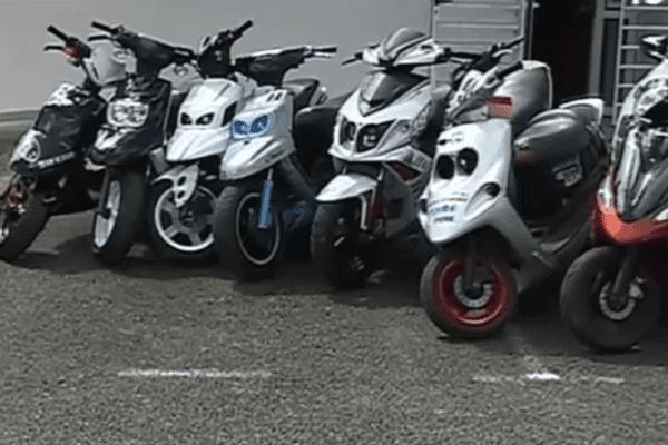 18 engins trafiqués saisis par les gendarmes