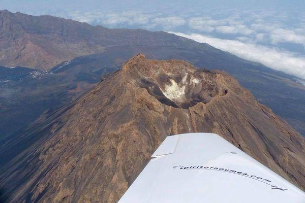 Spirit of Nouméa en Afrique : volcan Pico do Fogo au Cap-Vert (2017)