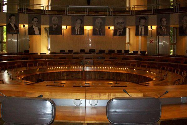Intérieur Conseil Départemental Réunion 2