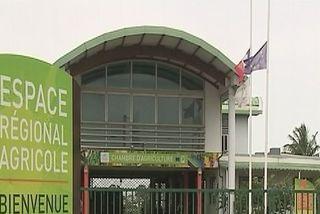 Barrage Chambre d'agriculture